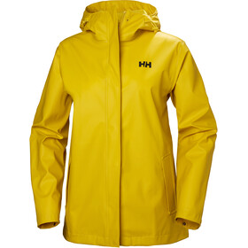 Helly Hansen Moss Jakke Damer, essential yellow